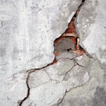 Foundation Concrete Crack Repair